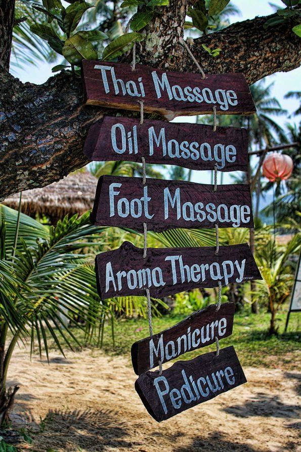 Welke massage past bij jou